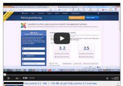 Component quản lý video YOUTUBE j25 và 3x