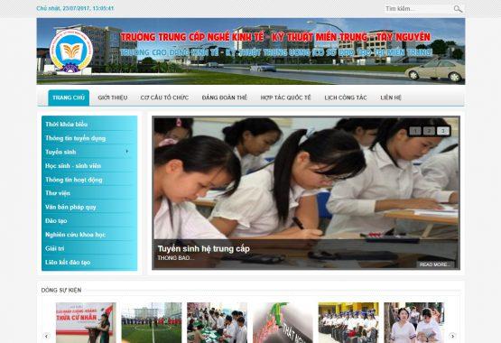 Trường Trung cấp nghề MTTN