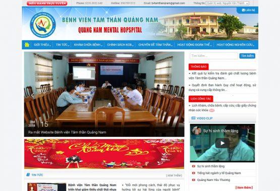 Bệnh viện Tâm thần Quảng Nam